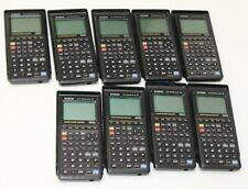 Lot of 9 Casio CFX-9850GB Plus Graphing Calculators Color Screen free shipping