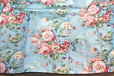 RARE WAVERLY Schumatcher 2 Panel LINED CURTAIN PINCHED PLEATS & 1 Valance UNUSED