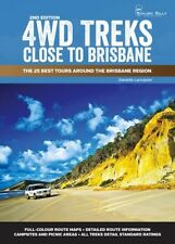 4WD Treks Close to Brisbane (2nd edition) *FREE POSTAGE - NEW*