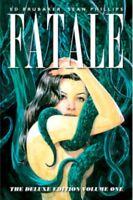 Fatale Deluxe Edition Volume 1 (Hardcover), Brubaker, Ed, 9781607069423