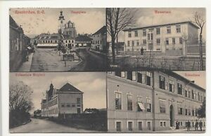 Neunkirchen,1916 gelaufen