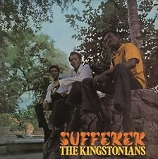 KINGSTONIANS - SUFFERER   VINYL LP NEW