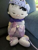 One of a Kind Artist Doll by Jan Shackelford, 2019 My Little Valentine ISOLDE 17