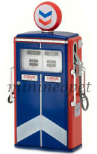 GREENLIGHT 14010 C 1954 TOKHEIM 350 TWIN GAS PUMP STANDARD OIL FOR 1/18 DIECAST