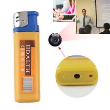 Portable Mini Hidden Spy Camera Lighter DV DVR Video Recorder Cam Camcord