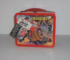 Mint Unused & Tag Emergency Lunchbox 1973 Tv Show Wow !