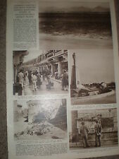 Photo article scenes on Quemoy Island China 1955 ref Z