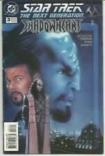 Star Trek (TNG) Shadowheart #3 : February 1995 : DC Comics..