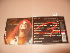 Ian Gillan - Very Best of Gillan (1991) cd + Inlays are Ex + Condition