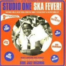 "Soul Jazz Records Studio One Ska Fever! plus Ska Sounds (neuf 2 x 12"" Vinyl LP)"