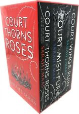 A Court of Thorns and Roses Series Sarah J. Maas Collection 3 Books Box Set Pack