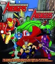 Avengers: Earth's Mightiest Heroes - Season 2 New Blu-ray