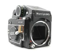 【EXC++++】 MAMIYA M645 1000S Late model PD Finder Medium Format from Japan #P51