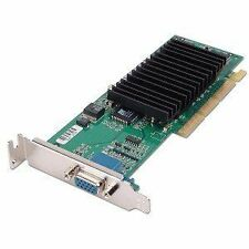 Dell Nvidia TNT2 16MB AGP VGA Low Profile Video Card- 26RYH