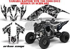 AMR Racing DECORO GRAPHIC KIT ATV YAMAHA RAPTOR 125/250/350/660/700 URBAN CAMO B