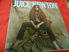 """Great  Country Music LP Record- JUICE NEWTON  """"Juice"""""""
