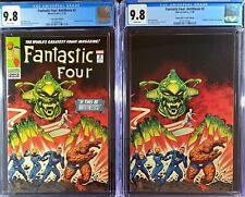 🔥🚨 Fantastic Four Antithesis #1 CGC 9.8 Kyle Hotz   1st app   homage FF #49