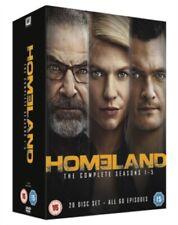 Homeland - The Complete Seasons 1 - 5 DVD Boxset - New & Sealed