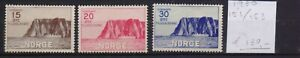 !  Norway  1930.  Stamp. YT#151/153. €130.00!