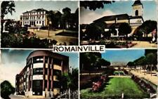 CPA ROMAINVILLE (569130)