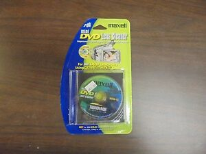 Maxell Mini Lens Cleaner MDVD-LC
