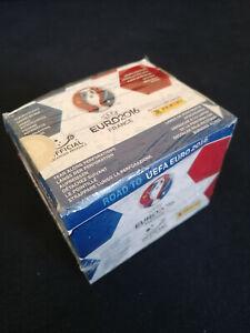 Road to Euro 2016 - Panini - sealed BOX - 50 packs
