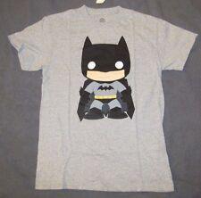 SMALL BATMAN DC COMICS MENS T-SHIRT FUNKO DARK NIGHT JUSTICE LEAGUE SUPER HERO!!