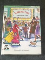 A Christmas Carol by Charles Dickens illustrated by Liz Summers