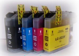 Patronen XL kompatibel für Brother LC223 kein OEM