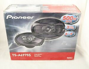 Pioneer TS-A6975S 6x9 Car Speaker Pair 500W