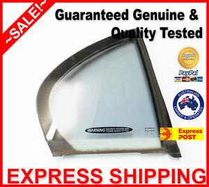 Genuine Holden Commodore Sedan RHR Right Rear Quarter 1/4 Door Glass VT VX VY VZ