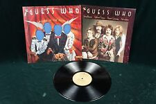 APL1-0995 The Guess Who - Power In The Music Die Cut Cover NM/NM ~ J:VG+