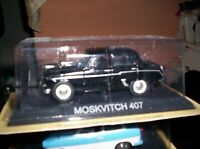 MOSKVITCH - 407 - SCALA 1/43