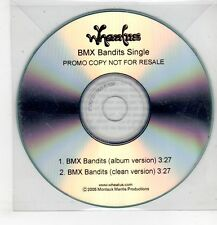 (GU515) Wheatus, BMX Bandits - 2005 DJ CD