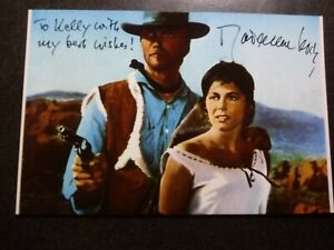MARIANNE KOCH Authentic Hand Signed Autograph 4X6 Photo with CLINT EASTWOOD