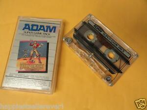 ColecoVision Adam Buck Rogers Complete Manual Video Coleco Vision Game System
