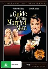 DVD A Guide For The Married Man starring Walter Matthau, Robert Morse Hollywood