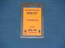 Daimler Chrysler DRB III Crossfire Software Card