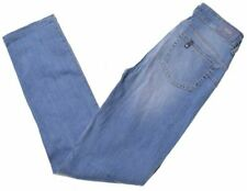 LIU JO Womens Jeans W26 L31 Blue Cotton Straight  GK05
