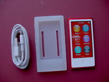 Apple iPod nano 7th Generation16Gb Red With Extra_Grade A