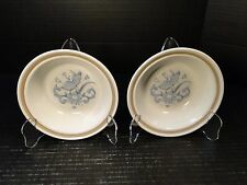 "TWO Royal Doulton Inspiration Berry Bowls 5 7/8"" LS1016 2 EXCELLENT!"