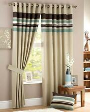 Contemporary Polycotton Curtains & Blinds