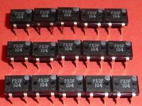 15x org. LiteOn PBDF 104 280V 1A Brückengleichrichter im DIL Gehäuse NOS
