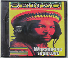 SENZO Worship Your Love 1999 Reggae Dub STERNS AFRICA MUSIC Ltd RARE CD
