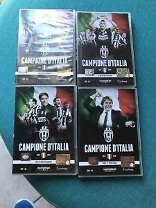 Dvd Juventus Campioni 2012 -2013 Campioni d'Italia