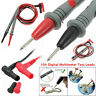10A Digital  Multimeter Best Quality Volt Meter Probes Testing Leads Cable UK
