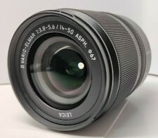 Panasonic Lumix 14-50mm F/3.8-5.6 Leica D Vario Elmar ASPH Mega O.I.S from Japan