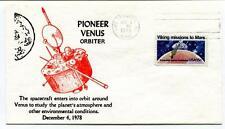 1978 Pioneer Venus Orbiter Spacecraft Orbit Planet Atmosphere Cape Canaveral USA