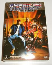 DVD - American Chopper Tool Box 1 - 3 Disc Set - 6 Episodes - REDUCED!!
