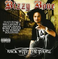 Bizzy Bone - Back with the Thugz [New CD] Explicit